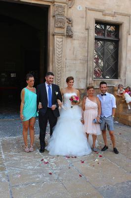 венчание в Пальме Майорка Пальма