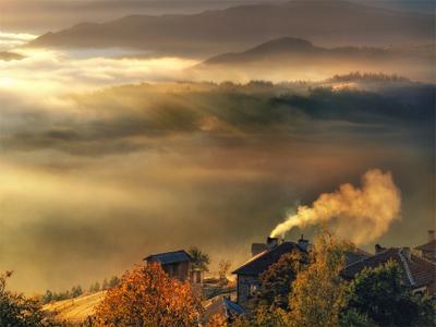 Rodopi Sunrise