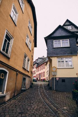 Улица улица германия путешествие архитектура street