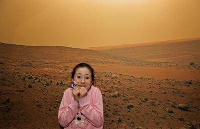 Кошмар! Я на Марсе! Помогите!..
