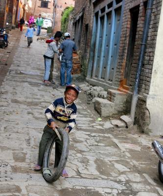 Новый друг Катманду непал