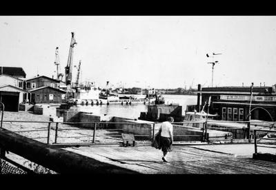морской вокзал в архангельске море, вокзал, город