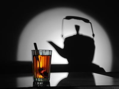 Пустой чай.
