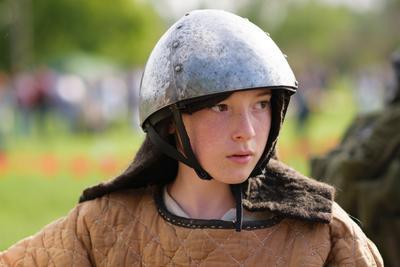 Юный воин