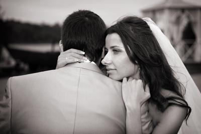 Вечерняя... Свадьба, жених, невеста
