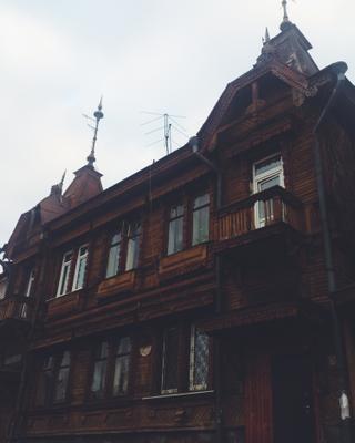 Я слышу тебя, прошлое. дом история Самара