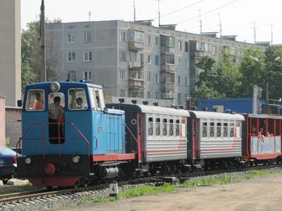 Поезд из детства Техно