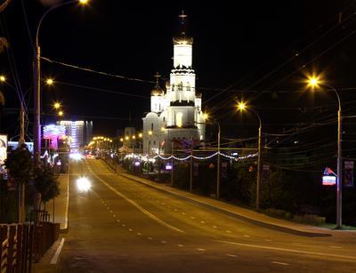 Есть улицы центральные... Брянск