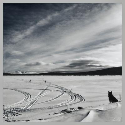 *Лыжная прогулка в весенний выходной* фотография Фото.Сайт остальное