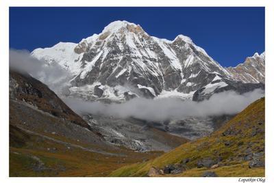 Аннапурна Юг Аннапурна Гималаи АВС