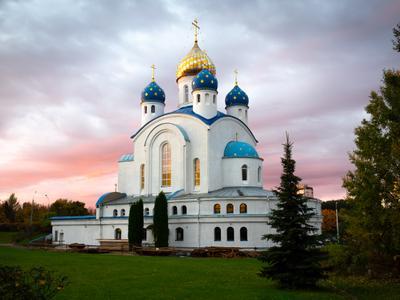 Церковь Воскресения Христова , Минск