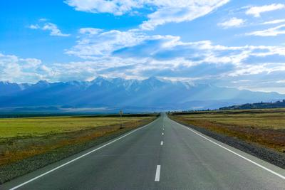 Алтай. Чуйский тракт. алтай горы дорога altay