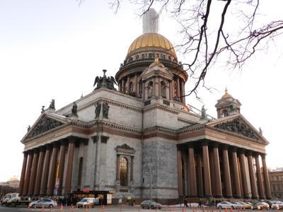 Исаакиевкий собор Собор Санкт-Петербург