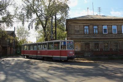 Нижегородский трамвай (2)