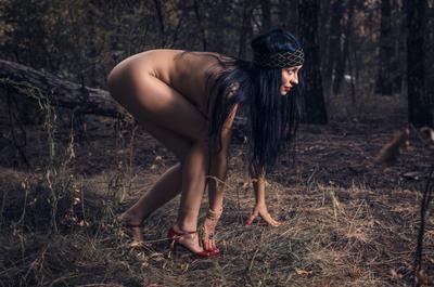 не ходите дети в лес...