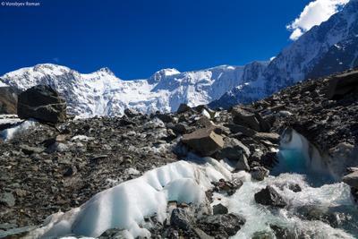 Мир неба, льда и камня. Горный_Алтай горы пейзаж природа beautiful Алтай landschaften Travel