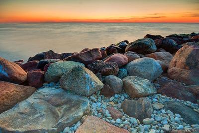 Камни и море 1 камни море Балтика Эстония