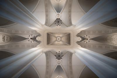 Большая хоральная синагога. Город Гродно (Беларусь)