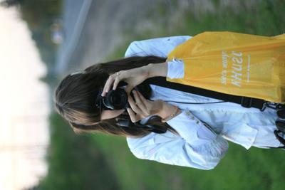 первые шаги к вершинам фотограф девушка осень