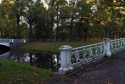 Александровский парк. Царское Село.