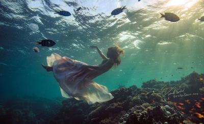 *** underwater