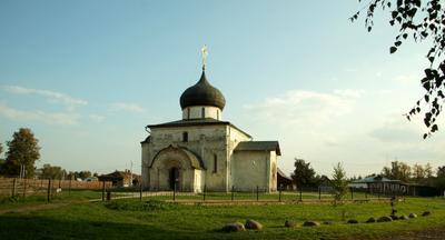 Георгиевский собор, г. Юрьев-Польский