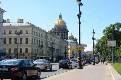В Петербурге петербург адмиралтейский проспект