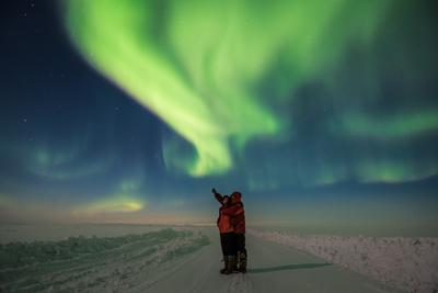 Под ночным небом Арктики. Якутия путешествия арктика