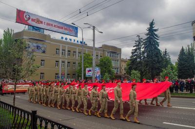 Парад Победы 2021 к.5 День Победы