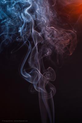 ignite дым