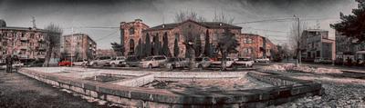 Artik Город Улица здание