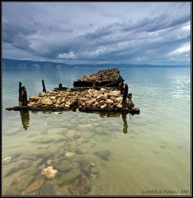 Несбывшиеся надежды . . . Lenchik & Fanizzz, озеро Байкал остров Ольхон бухта Песчаная