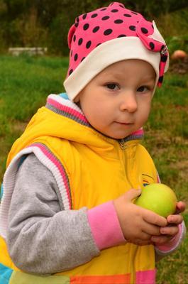 Моё яблоко