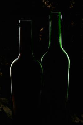 Собутыльники Собутыльники вариация бутылки тёмная тональность Василий Прудников фото фотограф