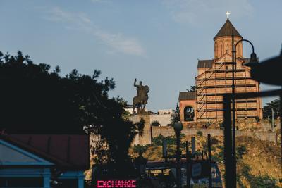 Вахтанг фото фотография photo тбилиси грузия