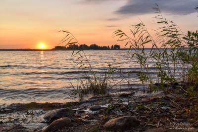 Просто утро рассвет селигер осташков утро пейзаж