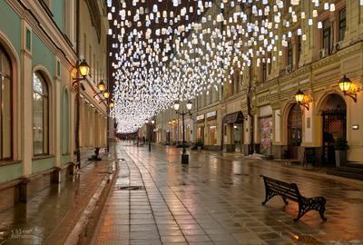 Москва. Столешников переулок