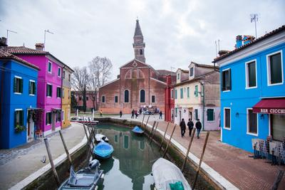Венеция.8 Бурано