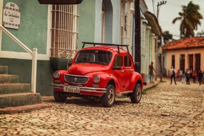 Куба, Тринидад. Май 2018 Куба путешествия приключения диковины