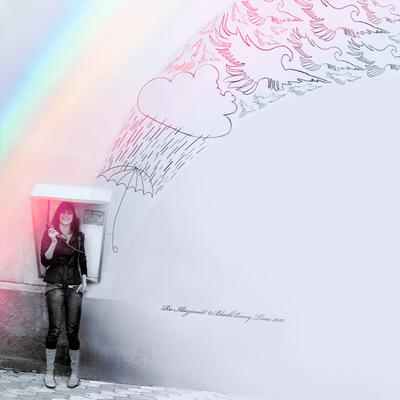Be lucky  радуга, радость, кураж
