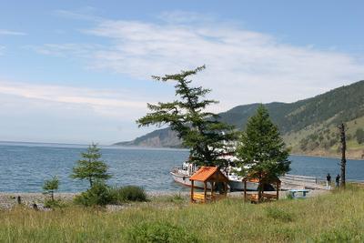 Байкал, остров Ольхон*** природа Байкал Ольхон