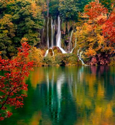 Плитвицкие озера плитвицкие озера хорватия