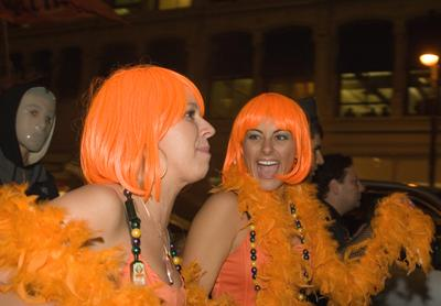New York's Halloween Parad 2008