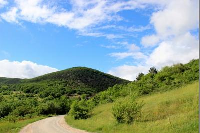 Гора Чамлы-Баир севастополь балаклава гора дорога долина варнутская чамлы-баир