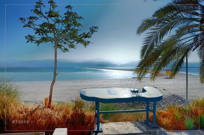 Сладкое Мертвое Море Мертвое Море отдых на море сладкие пейзажи целебная вода