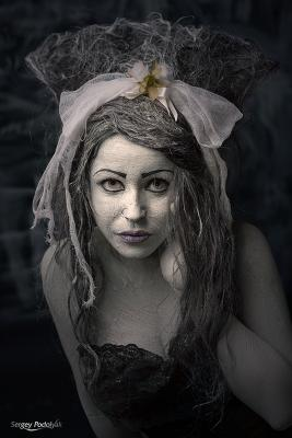 Ann Clay волосы глина девушка