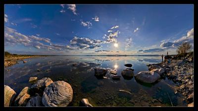 Рефлексия. Опус # 2 озеро, Иртяш, отражения, рефлексия, Озерск