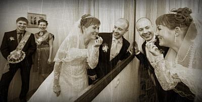 *** Максим, Клавдия, свадьба