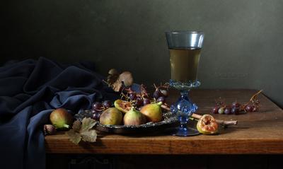 Фиги инжир фиги виноград стекло