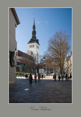 Vana Tallinn...17 Таллин